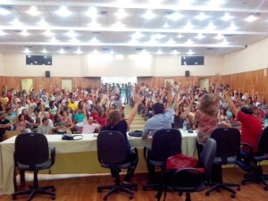 Professores das universidades estaduais do Ceará suspendem a greve